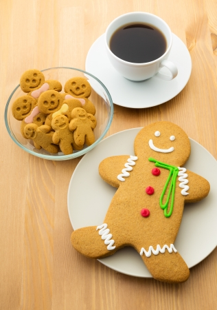 Gingerbread Stock Photo - 24413340