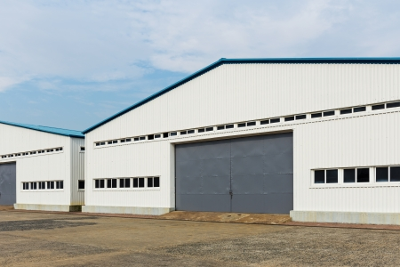 commercial docks: Storage warehouse unit