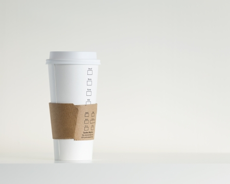 White Paper Cup photo