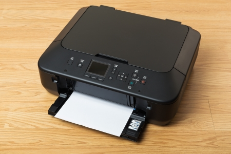 Printer Zdjęcie Seryjne - 24860340