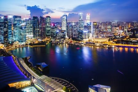 night shift: Singapore night