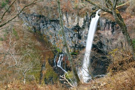 Kegon Falls in NIkko photo