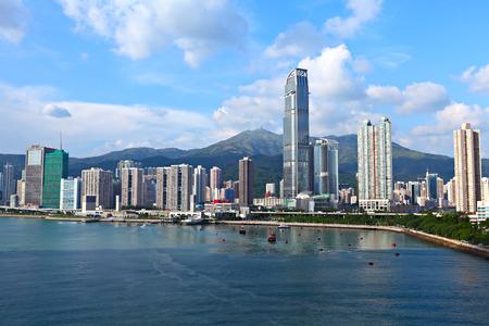Hong Kong downtown