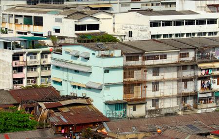 slum: Slum in Thailand