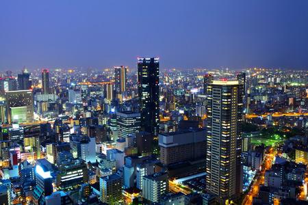 osaka: Osaka Stock Photo