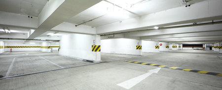 multi story: Interor of parking lot