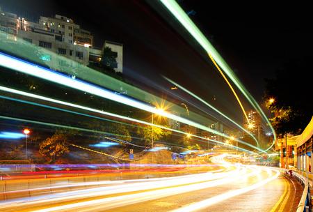 traffic building: Traffic in city