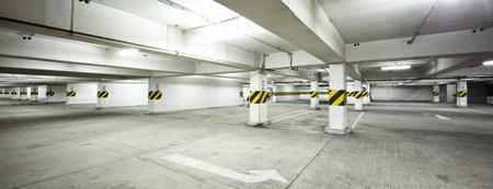 multi story car park: Parking lot Editorial