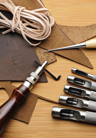 crafting: Leathercraft