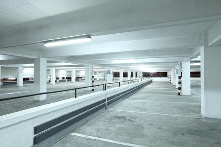 carpark: Indoor parking lot