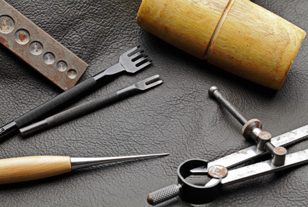 DIY leathercraft tool photo