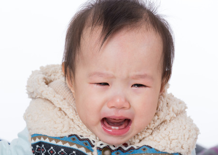 heartbreaking: Baby cry