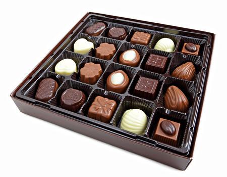 Chocolade doos