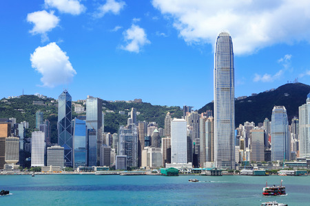 홍콩 도심지