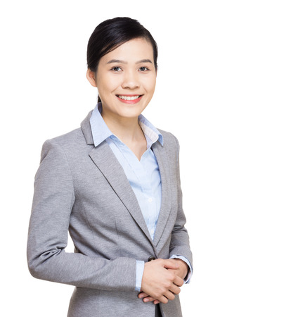 Asia businesswoman photo