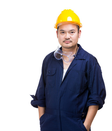 safety googles: Asia technician