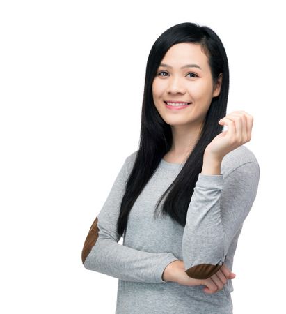Asian woman photo