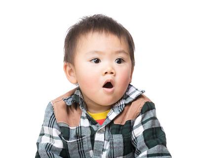 shocking: Asia little boy shocking