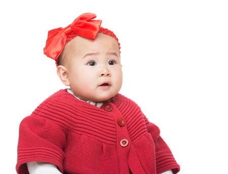 Asia baby girl photo