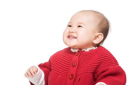 asian baby girl: Asian baby girl smile