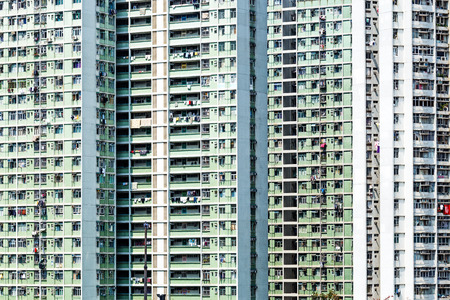 Hong Kong new public housing photo