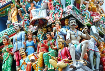 mariamman: Sri Mariamman temple in Singapore