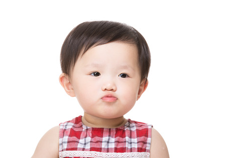 Pouting Baby Video Asia Baby Girl Pout Lip Photo