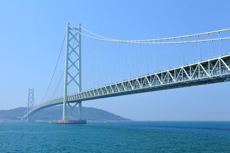 Akashi Kaikyo bridge photo
