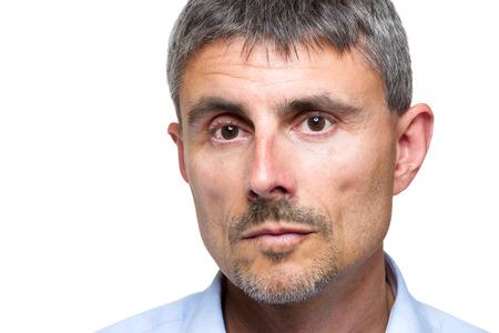 Caucasian man photo