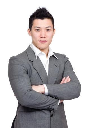 japonais: Intelligent homme d'affaires asiatique