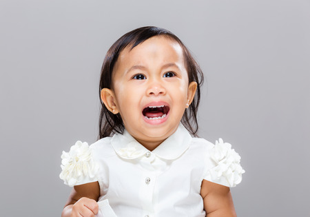 Girl want to scream photo
