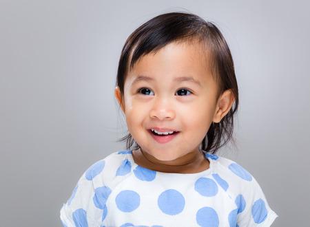 Baby smile photo