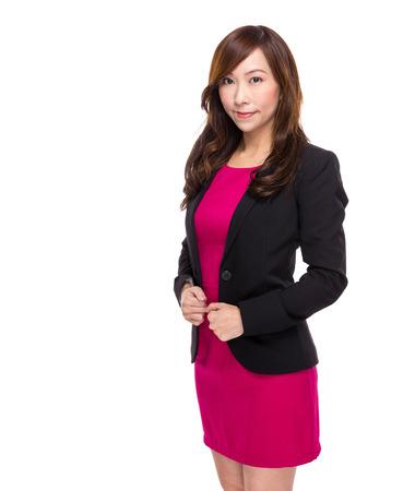 Asian businesswoman photo