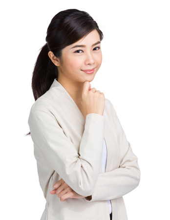 Asian woman photo