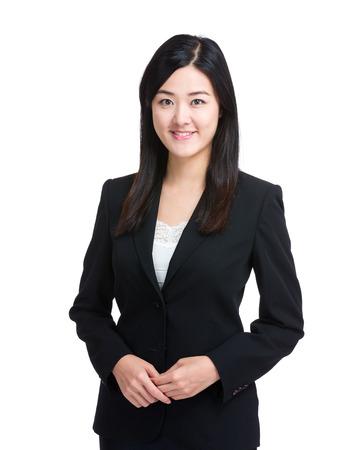 potrait: Businesswoman potrait Stock Photo