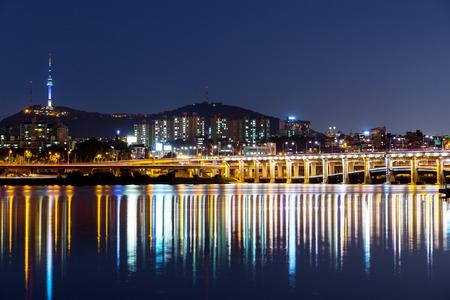 Seoul city photo