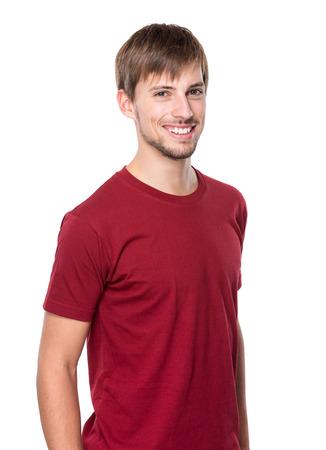 Caucasian man portrait photo