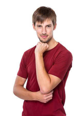 Man portrait photo