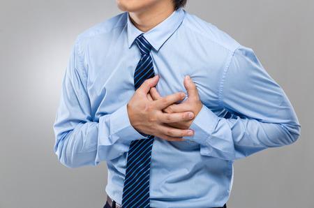 Heart attack photo