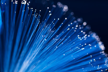 optic fiber: Fiber optical network cable