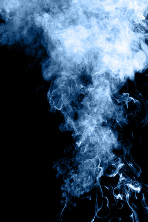 cigarette smoke: Mistery beautiful smoke