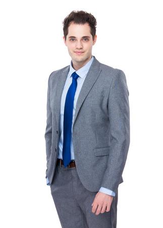 iş adamı: Businessman Stok Fotoğraf