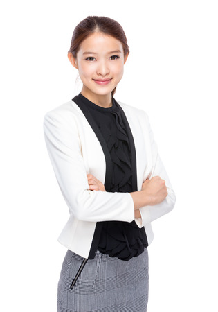real esate: Businesswoman