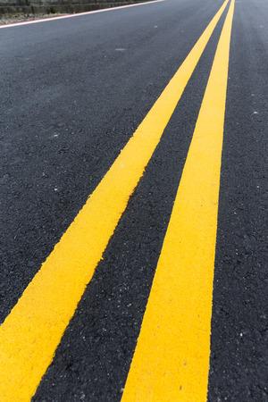 road mark: Road mark Stock Photo