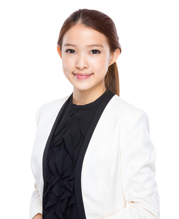 real esate: Businesswoman portrait