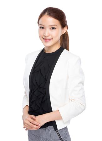 real esate: Business woman portrait