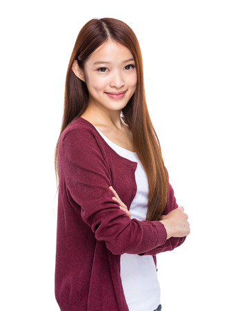 Chinese Woman portrait