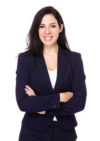 woman middle age: Businesswoman portrait