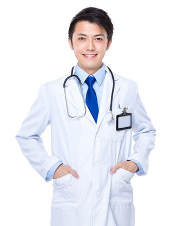 Young Asian doctor Banco de Imagens