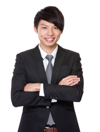 chinese business: Businessman portrait